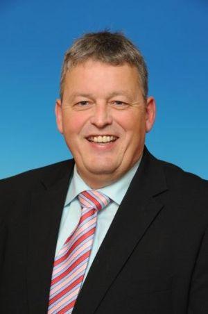 Ansgar Klein - Sitzungspräsident