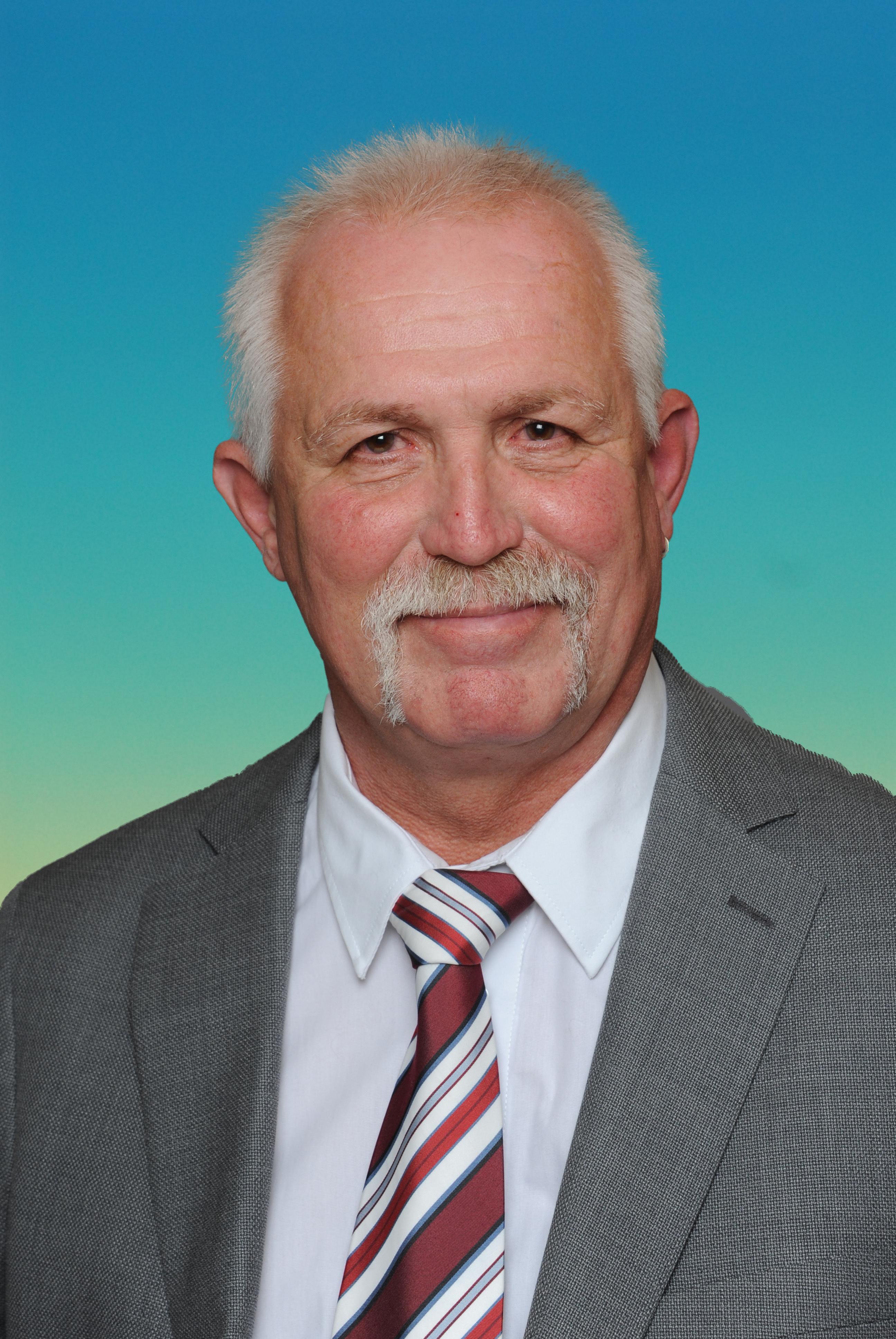 Günther Konz - Kammerverwalter